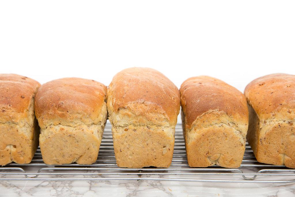 Whole Grain Potato Bread