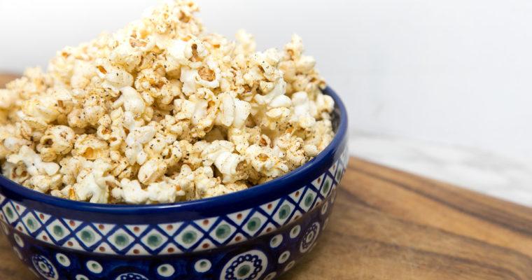 Perfect Popcorn Tips & Recipe