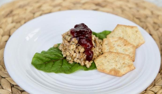 Whole Grain Risotto