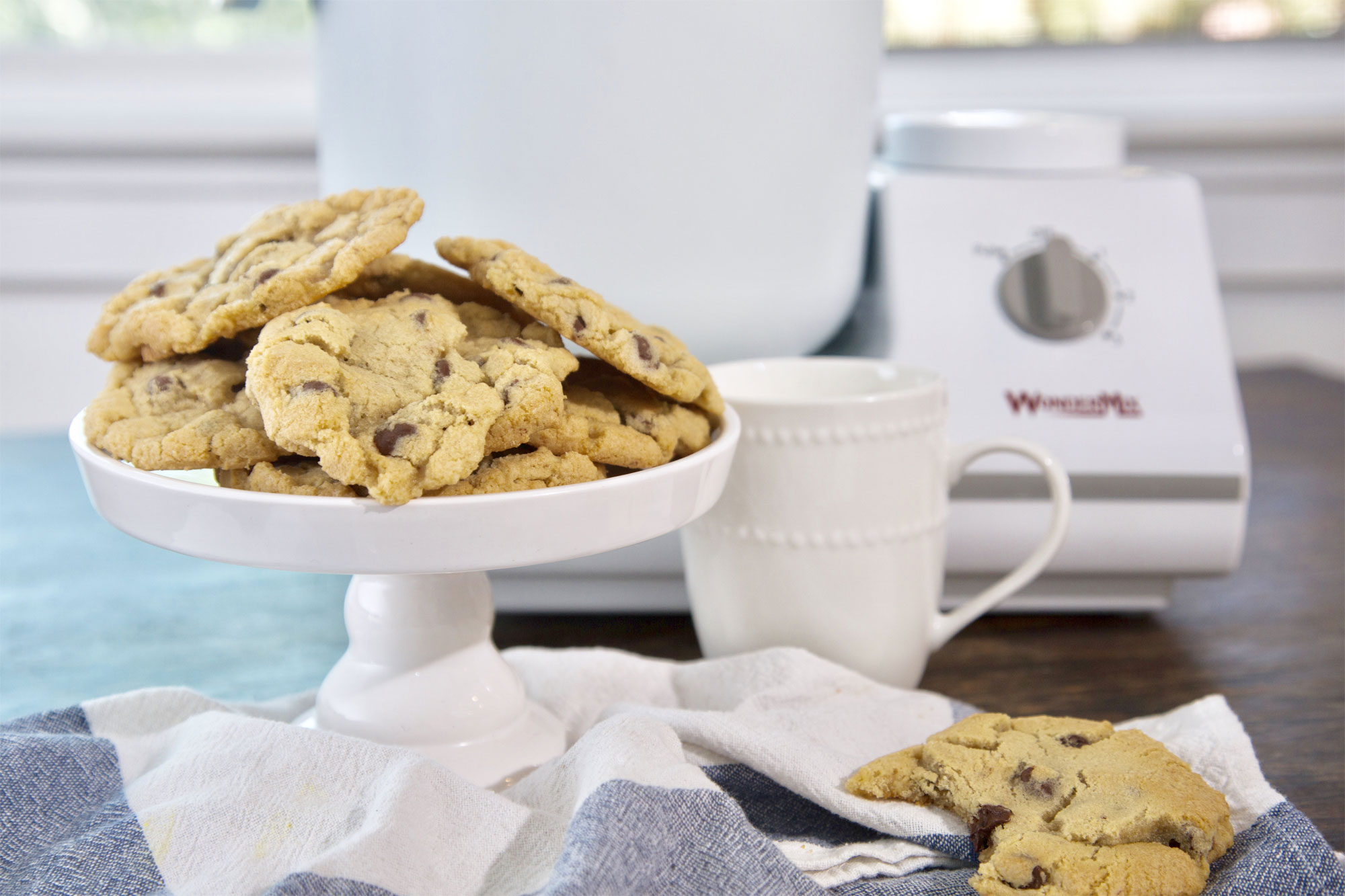 My Famous Chocolate Chip Cookie Recipe – America\'s Grain Guy