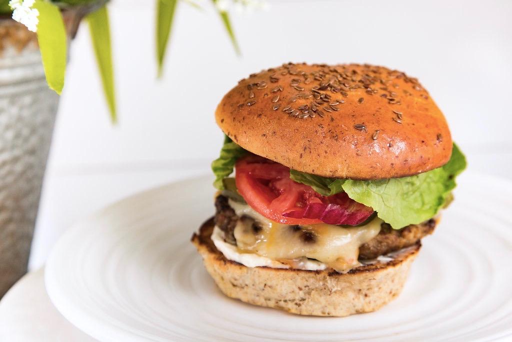 Heavenly Hamburgers