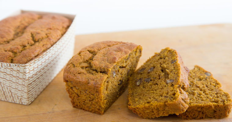 Pumpkin Loaves