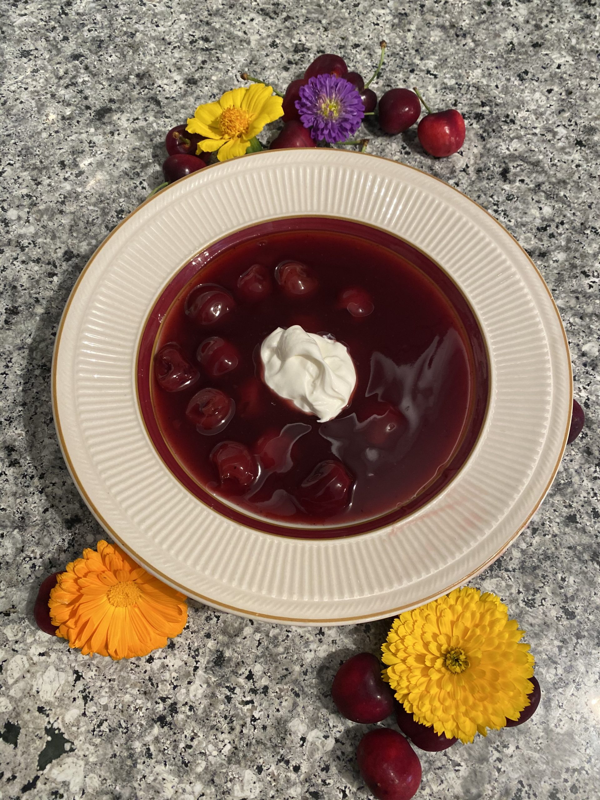 Cooling Summer Soups     Part 2