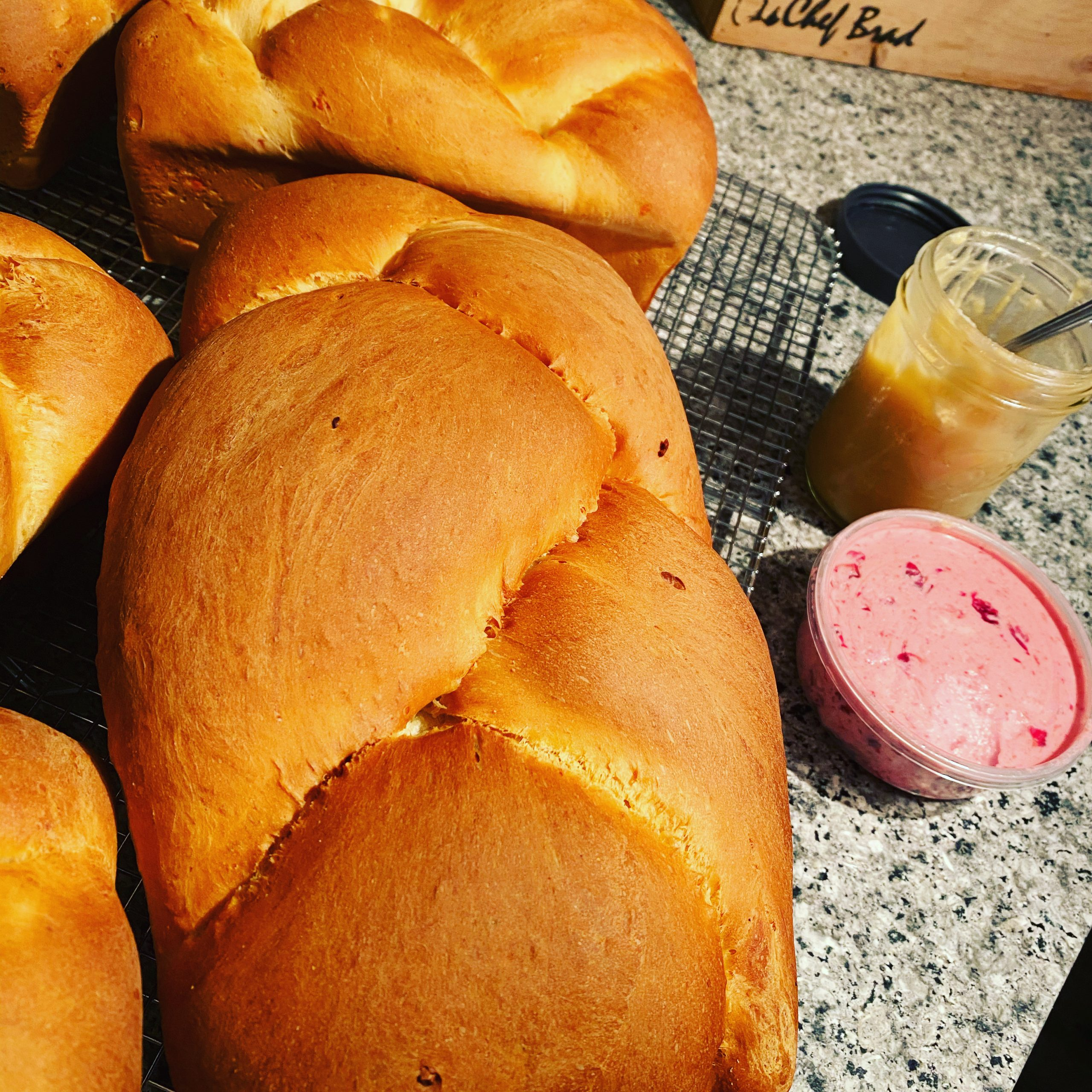 Breads and Spreads